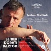 Hungarian Cello Concertos by Raphael Wallfisch