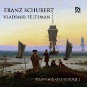Schubert: Piano Music, Vol. 1 by Vladimir Feltsman