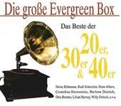 Die große Evergreen Box by Various Artists