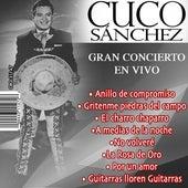Gran Concierto en Vivo by Cuco Sanchez