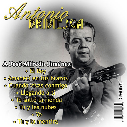 Interpreta a Jose Alfredo by Antonio Bribiesca