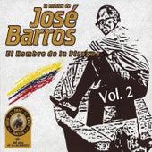 La Música de José Barros: El Hombre de la Piragua, Vol. 2 by Jorge Zapata