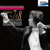 Beethoven: Symphonies No. 7 & No. 8 by Wurtembergische Philharmonie Reutlingen