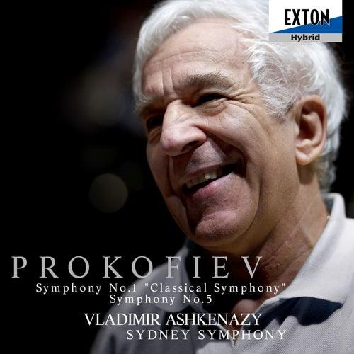 Prokofiev: Symphony No. 1 ''Classical Symphony'' & Symphony No. 5 by Sydney Symphony