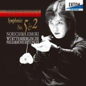 Beethoven: Symphonies No. 5 & No. 2 by Wurtembergische Philharmonie Reutlingen