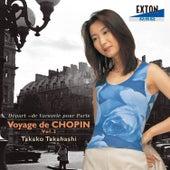 Voyage de Chopin II Depart  de Varsovie pour Paris by Takako Takahashi