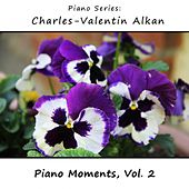 Charles-Valentin Alkan: Piano Moments, Vol. 2 by James Wright Webber