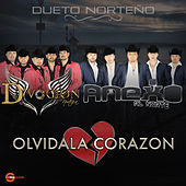 Olvidala Corazon - Single by Anexo Al Norte