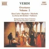 Overtures Vol. 2 by Giuseppe Verdi