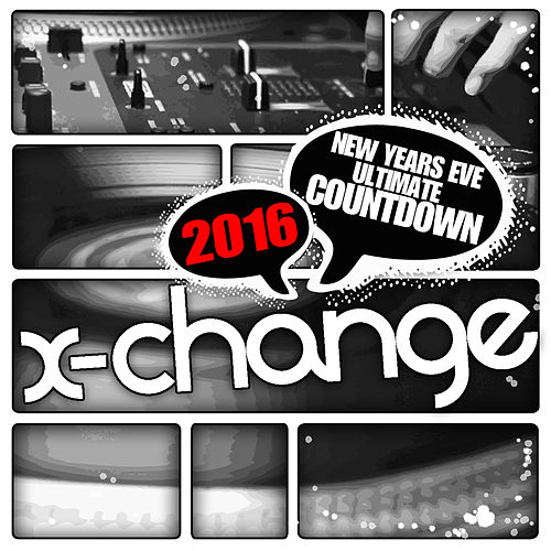 New Years Eve Ultimate Countdown 2016 Scratch Weapons and Tools Series by DJ X-Change