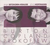 Burton, Copland & Prokofiev: Flute Works by Anja Setzkorn-Krause