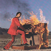 Burning Organ by Paul Gilbert