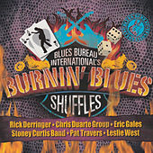 Blues Bureau International's: Burnin' Blues Shuffles by Various Artists