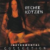 Richie Kotzen Instrumental Collection: The Shrapnel Years by Richie Kotzen