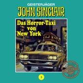 Tonstudio Braun, Folge 3: Das Horror-Taxi von New York by John Sinclair