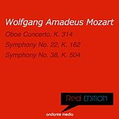 Red Edition - Mozart: Oboe Concerto, K. 314 &
