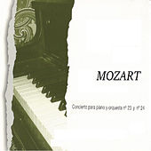 Mozart, Concierto para Piano No. 23 y No. 24 by Walter Gieseking
