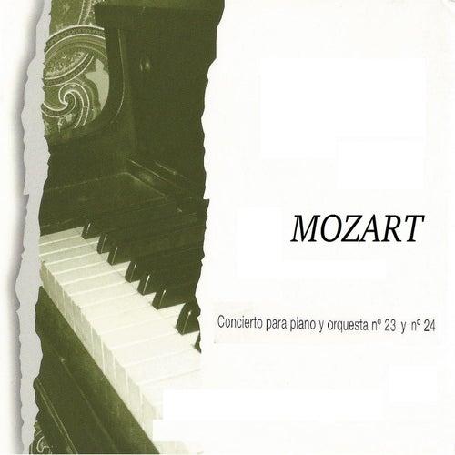 Mozart, Concierto para Piano No. 23 y No. 24 by Walter Gieseking