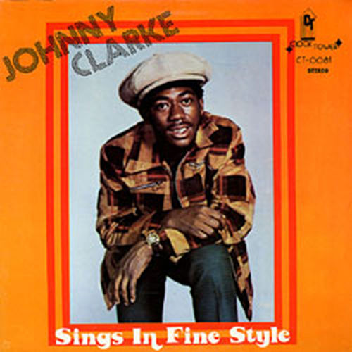 Sings in Fine Style by Johnny Clarke