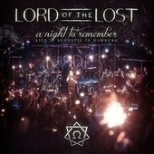 A Night to Remember (Acoustic Live in Hamburg) by Lord Of The Lost