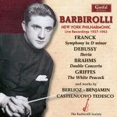 Barbirolli – New York Philharmonic Symphony Orchestra by New York Philharmonic