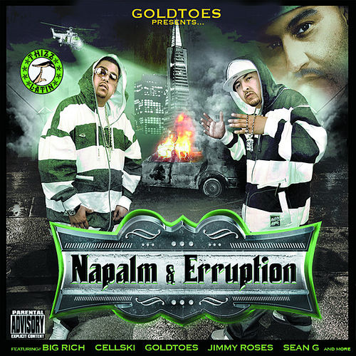 Napalm & Erruption by Naypalm & Erruption