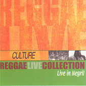 Live In Negril by Culture