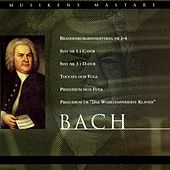 Musikens Mästare: Bach by Various Artists