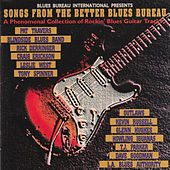 Songs from the Better Blues Bureau by Various Artists