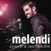 Directo a Septiembre (Gira Un Alumno Más) by Melendi