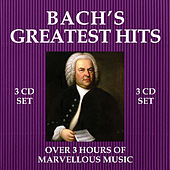 Bach's Greatest Hits by Various Artists