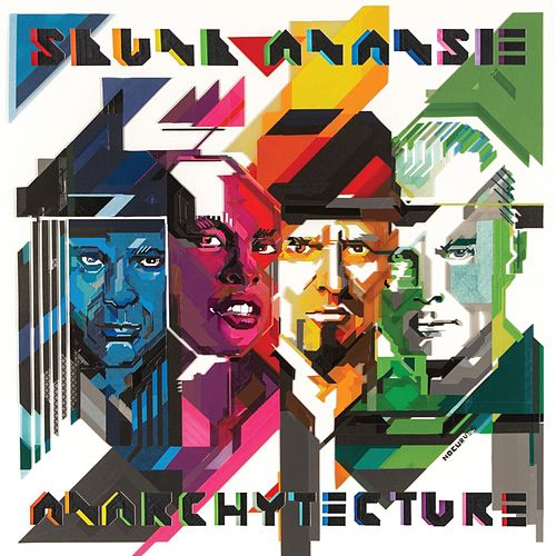 Anarchytecture by Skunk Anansie