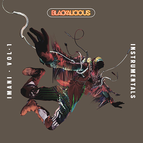 Imani, Vol. 1 (Instrumentals) by Blackalicious
