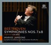 Beethoven: Symphonies Nos. 7 & 8 - Widmann: Con brio by Symphonie-Orchester des Bayerischen Rundfunks