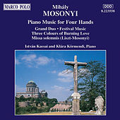 Piano Music for Four Hands by Mihaly Mosonyi