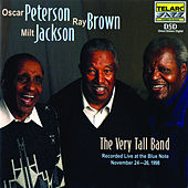 The Very Tall Band: Live at the Blue Note by Oscar Peterson