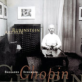 Ballades/Scherzos (The Rubinstein Collection Vol. 45) by Frederic Chopin