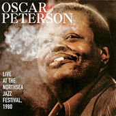 Live At The Northsea Festival 1980 by Oscar Peterson