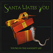 You're On the Naughty List by Santa Hates You