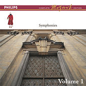 Mozart: The Symphonies, Vol.1 by Academy of St. Martin in the Field