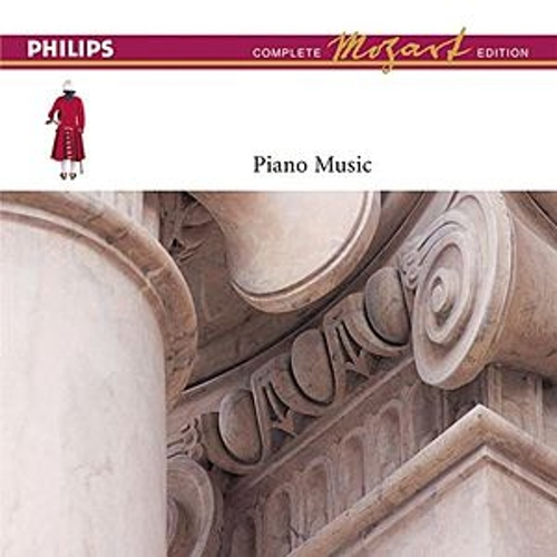 Mozart: The Piano Duos & Duets by Various Artists