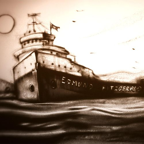The Wreck of the Edmund Fitzgerald (feat. Cadence) by Gordon Lightfoot