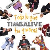 Todo Lo Que Tu Quieras by Timbalive