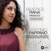 Prokofiev: Piano Concerto No. 2 - Tchaikovsky: Piano Concerto No. 1 by Beatrice Rana