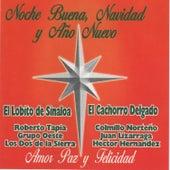 Noche Buena, Navidad y Ano Nuevo by Various Artists