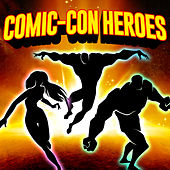 Comic-Con Heroes by TMC Movie Tunez