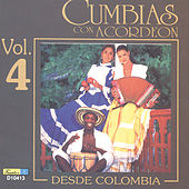 Cumbias Con Acordeón Desde Colombia, Vol. 4 by Various Artists