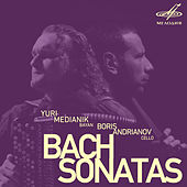 Bach: Sonatas in Arrangement for Cello and Bayan by Boris Andrianov