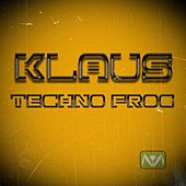 Techno Frog by Klaus & Klaus