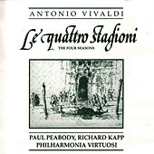 Vivaldi: The Four Seasons by Philharmonia Virtuosi